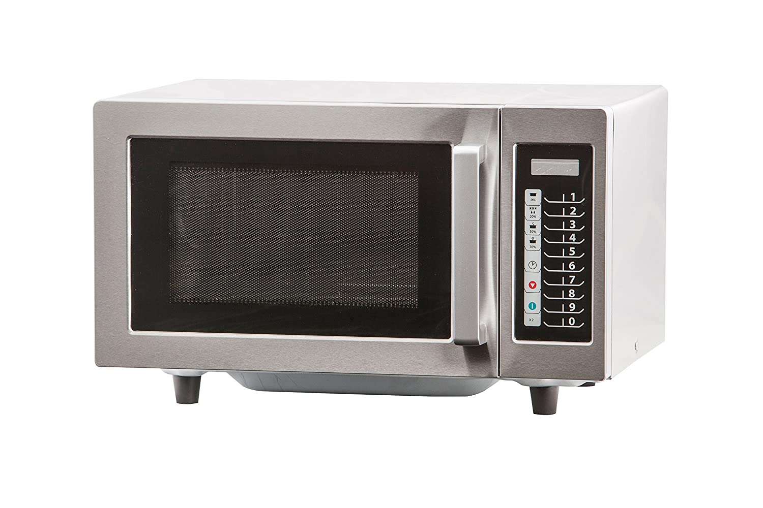 Amana RMS10TS Medium Volume Microwave Oven, 1000W