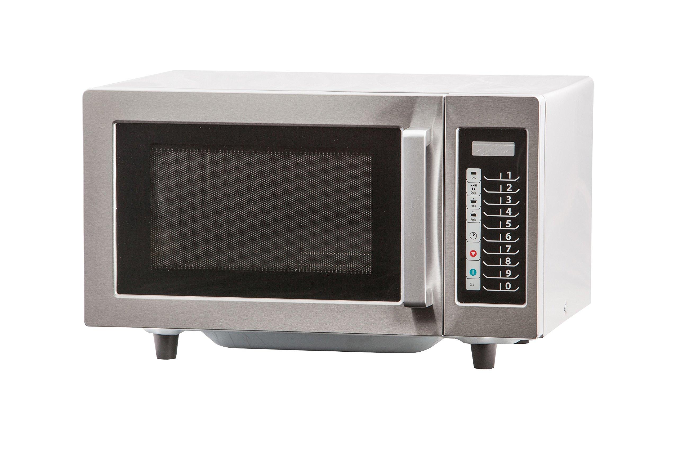 Amana RMS10TS Medium Volume Microwave Oven, 1000W