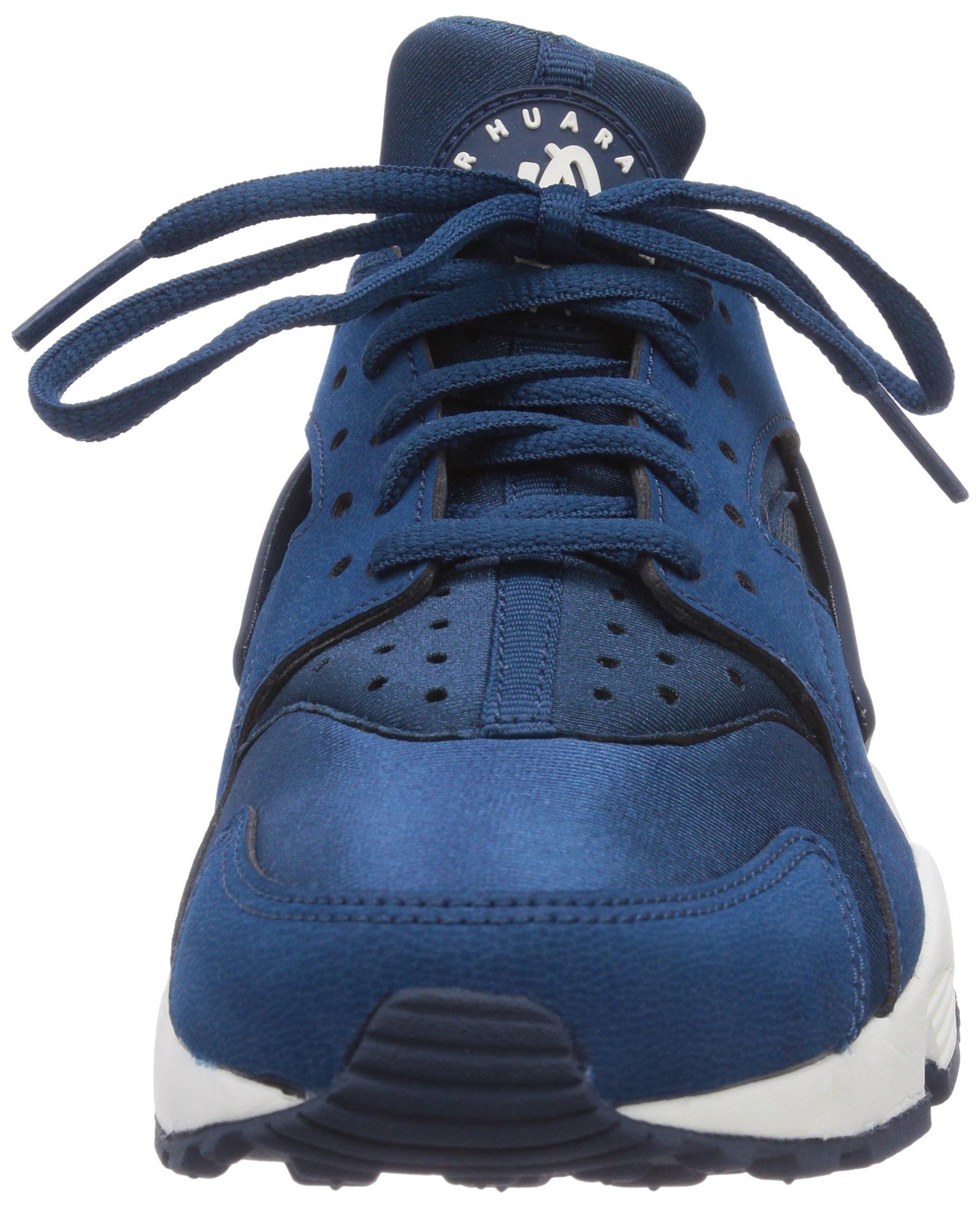 nike womens air huarache trainers 634835 sneakers shoes (UK 3 us 5.5 EU 36, blue force blue force sail 400) by NIKE (Image #4)
