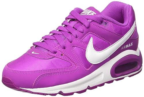 Nike Wmns Air MAX Command, Zapatillas de Deporte para Mujer, Morado (Hyper Violet/White), 36 1/2 EU: Amazon.es: Zapatos y complementos