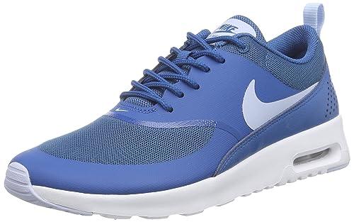 san francisco 82fde 4e17d Nike - Air Max Thea, Scarpe Da Corsa da Donna, Blu (Blau (
