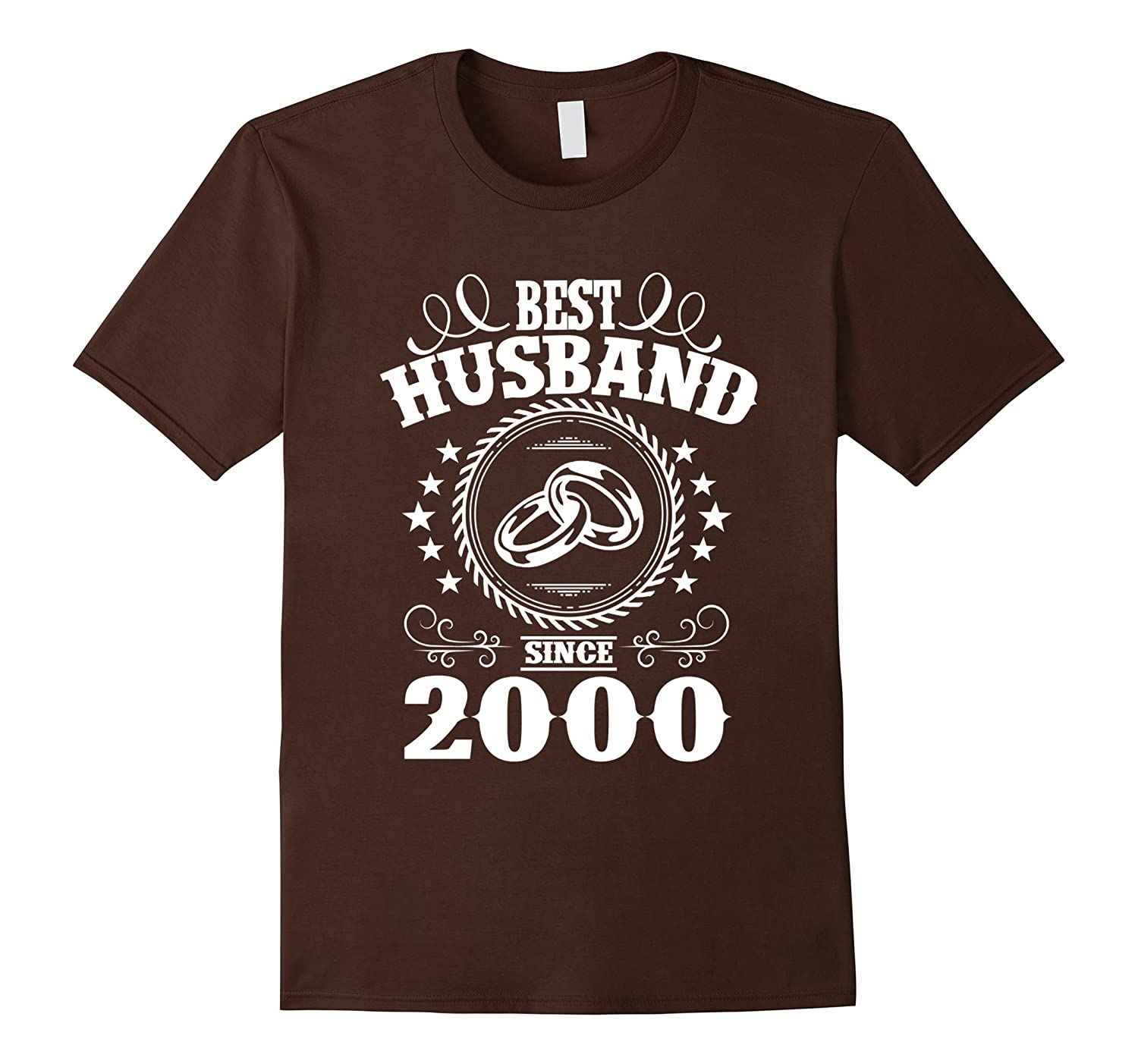 17th Wedding Anniversary T-Shirts For Husband From Wife-PL