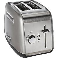 KitchenAid KMT2115CU Toaster, Contour Silver