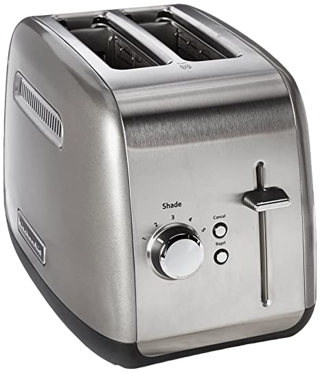 Amazon.com: KitchenAid KMT2115CU Toaster with Manual High Lift Lever on dualit toaster, a toaster, best toaster, 4 slice toaster, viking toaster, commercial toasters, delonghi toasters, sunbeam toaster, cuisinart toaster, toaster oven, 4-slice toaster, green toaster, oster toaster, cuisinart toaster oven, bella toaster, red toaster, electric toaster, bread toasters, hamilton beach toaster, tangerine toaster, stainless steel toaster, almond colored toaster, retro toaster, conveyor toaster, commercial toaster, bagel toaster, delonghi toaster, bread toaster,