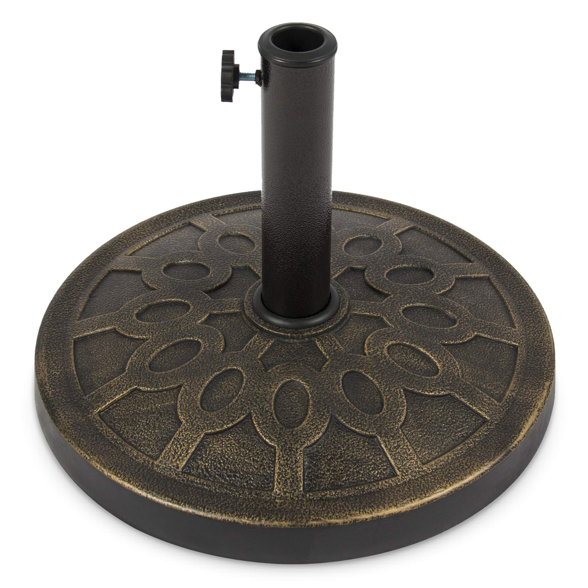 Best Choice Products 18'' Patio Umbrella Base Stand