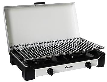 Enders Gasgrill 3 Flammig : Enders 1786 campingkocher grill sydney mit zs 2 flammig: amazon.de