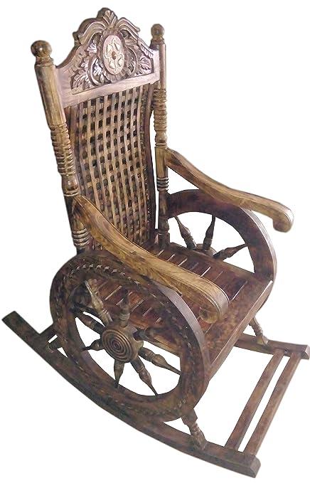 Super Tayyaba Enterprises Mango Wood Rocking Chair Comfort Chair Camellatalisay Diy Chair Ideas Camellatalisaycom