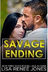 Savage Ending Kindle Edition