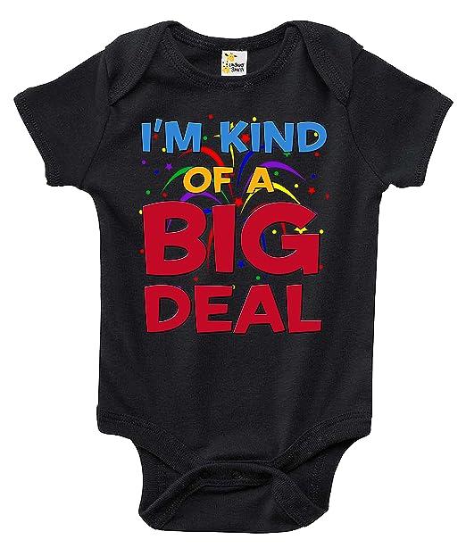 Amazon.com: I 'm tipo de a Big Deal – Body para bebé ...
