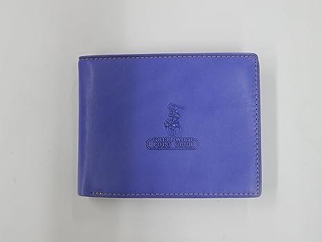 GREENWICH POLO CLUB - Cartera para Mujer Morado Violeta