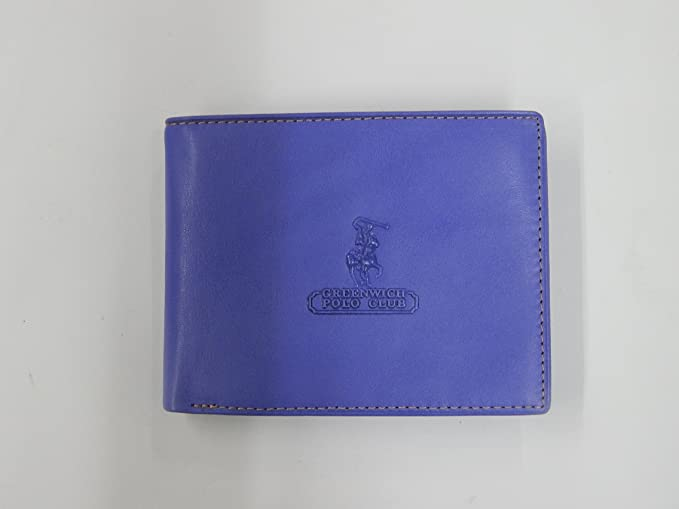 GREENWICH POLO CLUB - Cartera para Mujer Morado Violeta: Amazon.es: Equipaje