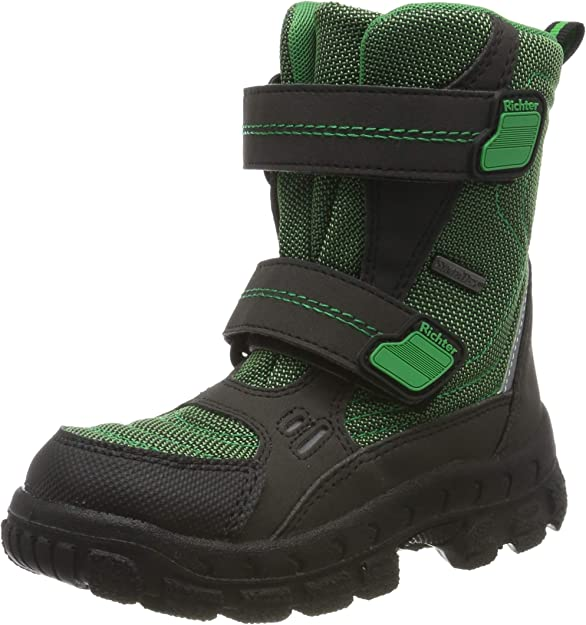 Richter Kinderschuhe Boys' Davos Snow Boots,Richter Kinderschuhe