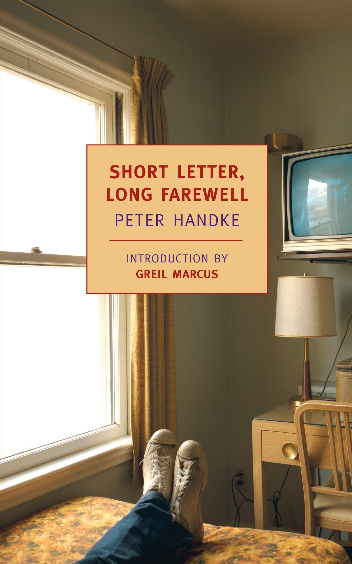 Short Letter, Long Farewell (New York Review Books Classics) ebook