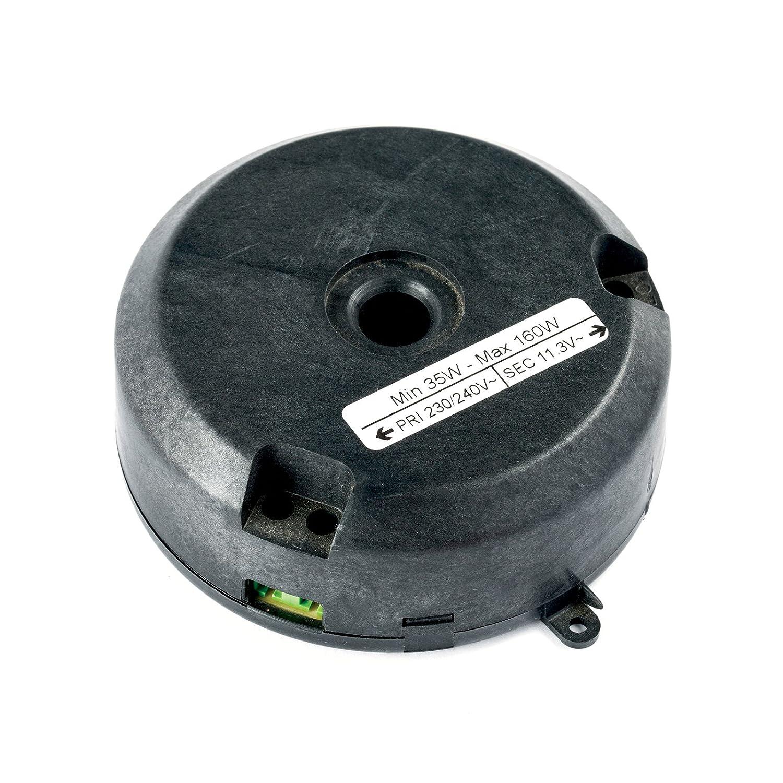 TCI XT 160 35-160W 12 V Transformateur électronique à intensité variable ronde