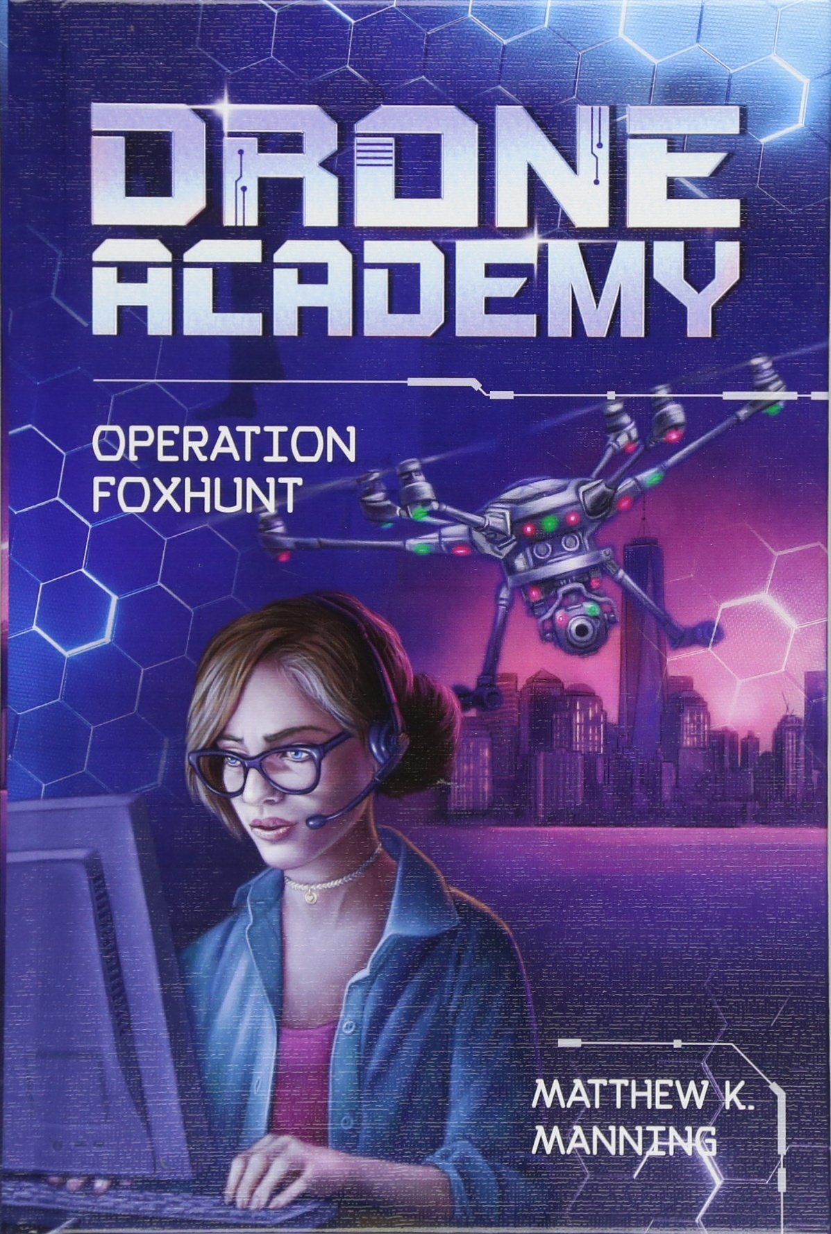 Operation Foxhunt (Drone Academy)