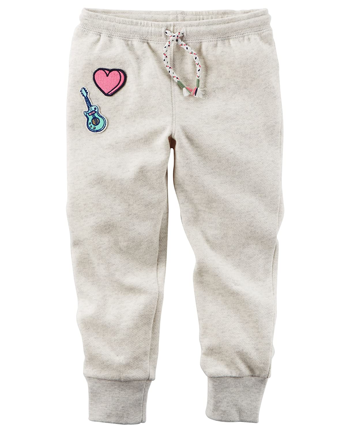 Carter's Girls' Patch Joggers