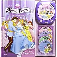 Princesas - Livro de Histórias. Coleção Disney Music Player