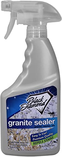 Sellador de granito Black Diamond Stoneworks