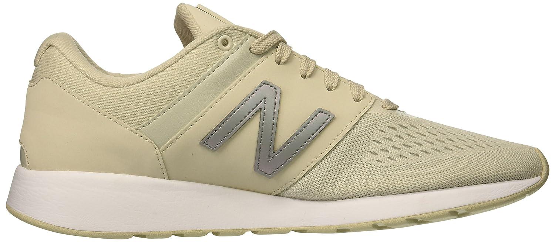 New Balance Women's 24v1 Sneaker B075R84NZM 5.5 D US|Moonbeam