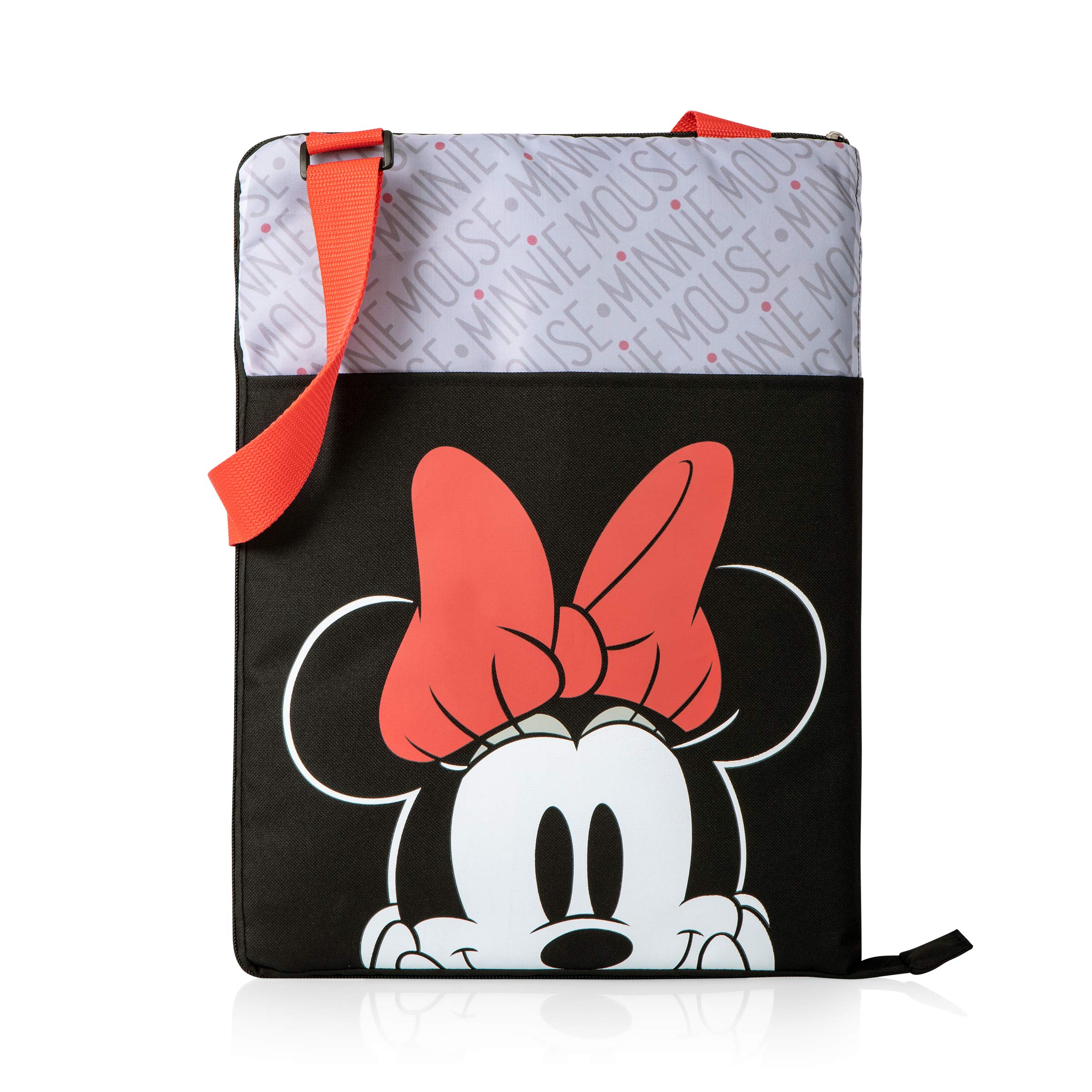 Disney Classics Minnie Mouse Vista Outdoor Picnic Blanket Tote by PICNIC TIME