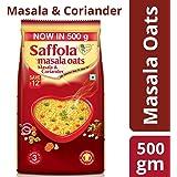 Saffola Masala Oats, Masala and Coriander, 500g