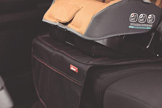 Diono Autositzschoner/ Schwarz Super Mat 2er-Pack