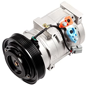 Amazon com: SCITOO Compatible with AC Compressor fit 05-08
