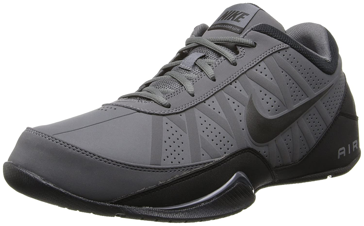 on sale 13a0f 30887 Amazon.com   Nike Men s Air Ring Leader Low Basketball Shoe   Basketball