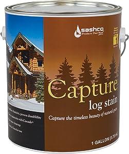 Sashco Capture Log Stain