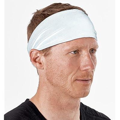 Yoga Headband Gym Hair Band Basketball Sweatbands Sport Stretch Accessory