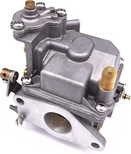 66M-14301-10 11 12 Carburetor Carb Asy For Yamaha Sierra Outboard 18-34600 15hp