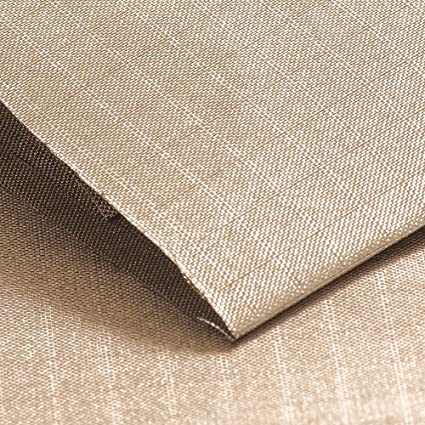 EDEC Signal Shielding Fabric for RF and EMF Protection, Nickel Copper Rip  Stop Material (3 Linear Feet)