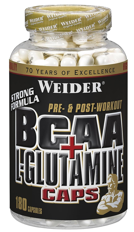 Weider BCAA + L-Glutamine