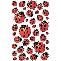 AVERY Zweckform 4400 deco sticker geluk lieveheersbeestje 114 stickers