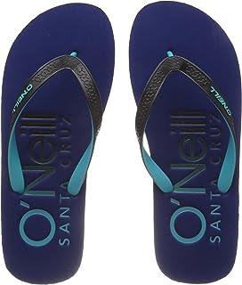 4d2a58115152d1 Quiksilver Boys  Molokai Wordmark Flip Flops  Amazon.co.uk  Shoes   Bags
