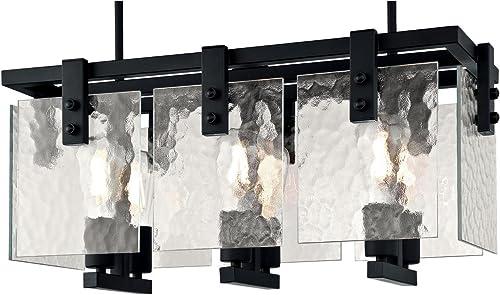 Westinghouse Lighting 6351800 Chandelier, Matte Black