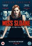 Miss Sloane [DVD] [2017]