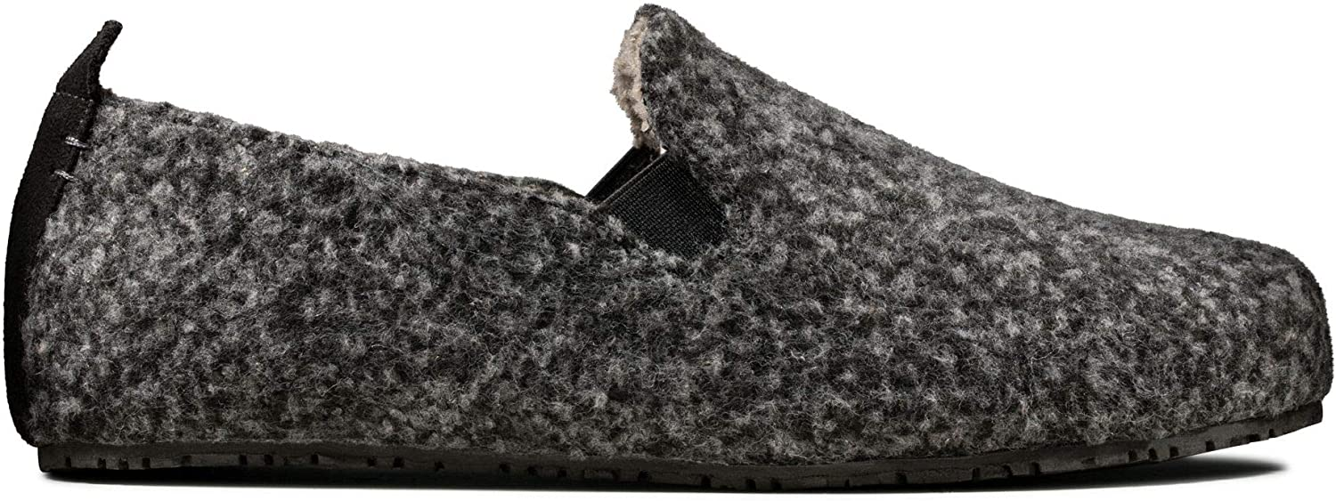 Clarks Kite Falcon, Chaussons Bas Homme Gris Grey Grey
