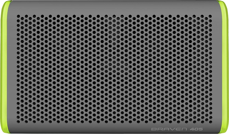 Raspberry Braven 405 Wireless Portable Bluetooth 2100 mAh Waterproof Speaker