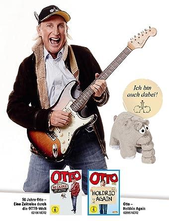 Otto Waalkes 70 Jahre Otto Box Grau 3 Dvds Amazonde Otto