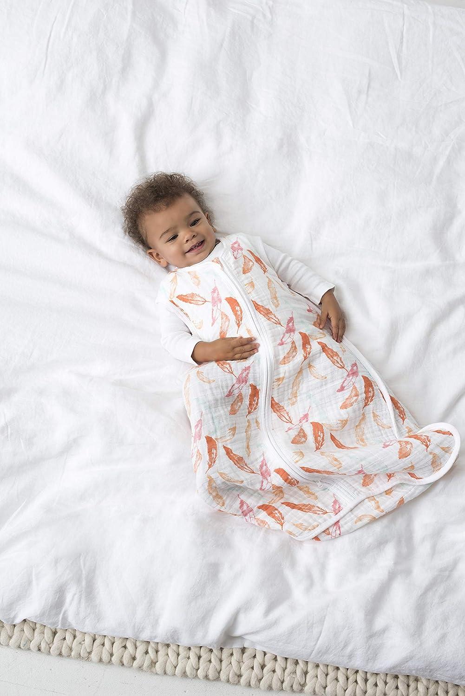 aden anais Baby M/ädchen Schlafsack Lovestruck 0-6 Monate