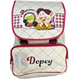 Disney Dopey Delicius Seven Dwarfs Backpack Daypack Travel Bag Gift Idea White