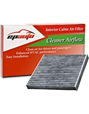 EPAuto CP285 (CF10285) Replacement for Toyota/Lexus/Scion/Subaru Premium Cabin Air Filter includes Activated Carbon