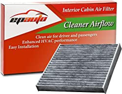 EPAuto CP285 (CF10285) Toyota / Lexus / Scion / Subaru Premium Cabin Air Filter