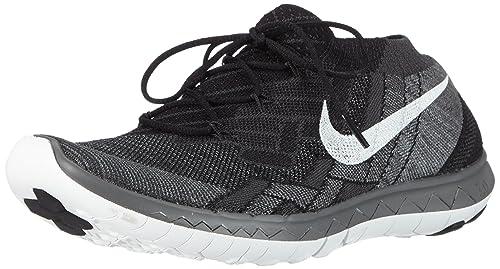 on sale 5bd67 8c5e6 ... where to buy nike free 3.0 flyknit zapatillas de running para hombre  negro blanco gris 441a8
