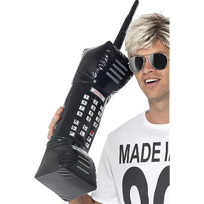SMKMI Smiffys Téléphone portable gonflable Taille 75 cm