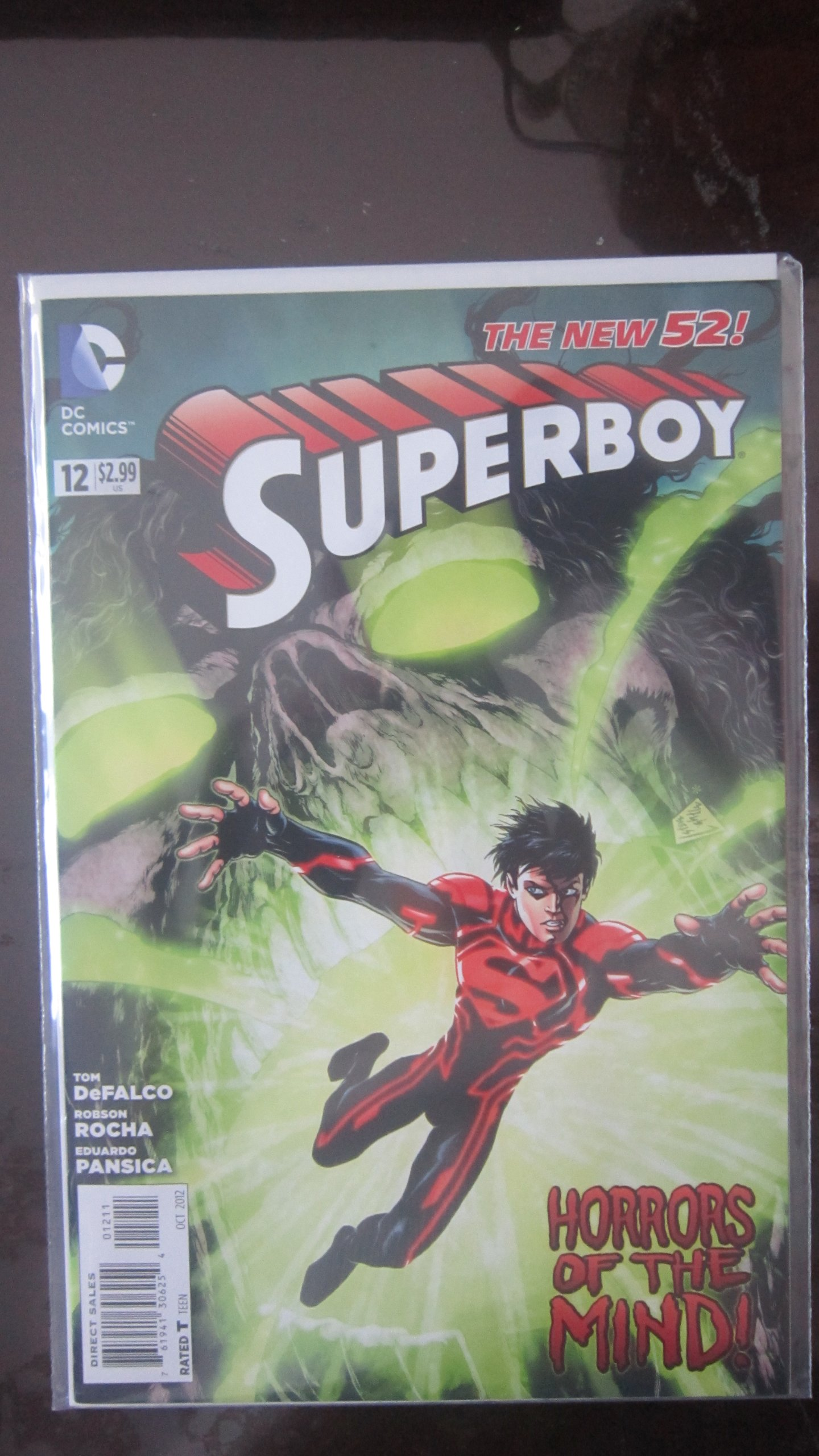 Download Superboy #12 PDF