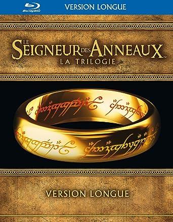 inégale en performance sur des pieds à Nouvelle liste Le Seigneur des Anneaux - Version longue - 15 disques Blu ...