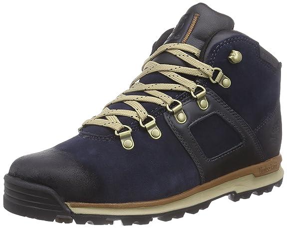 6 opinioni per Timberland Ek Mid Leather Wp, Scarpe a Collo Alto Uomo