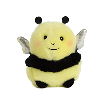 """Aurora - Rolly Pet - 5"""" Bee Happy: Toys & Games"""